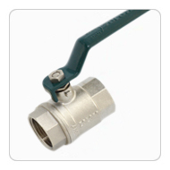 Forged Brass Ball Valve (Screwed)