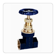 Bronze Gate Valve (Screwed)