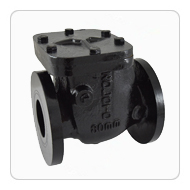 Cast Iron Non Return Valve (Flanged)